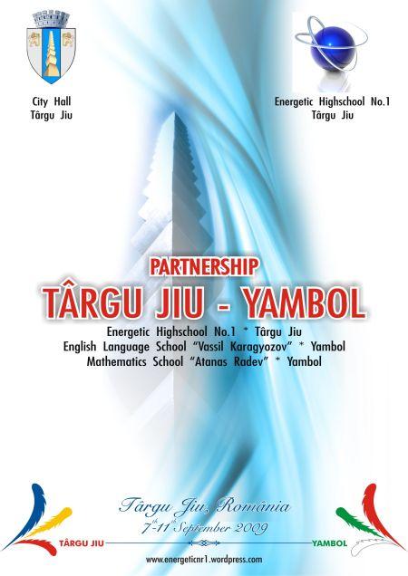 2009 targu jiu yambol energetic afis www