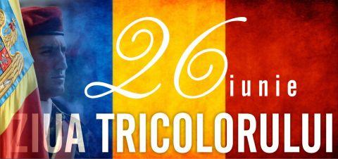 ziua tricolorului 2009 iunie 26 www