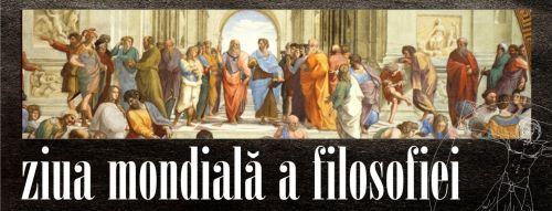 19 noiembrie ziua internationala a filosofiei 2009